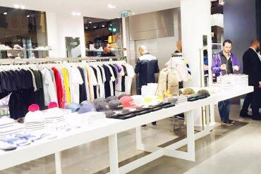 Concept stores pelo mundo