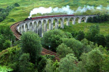 Locações dos filmes do Harry Potter pelo Reino Unido