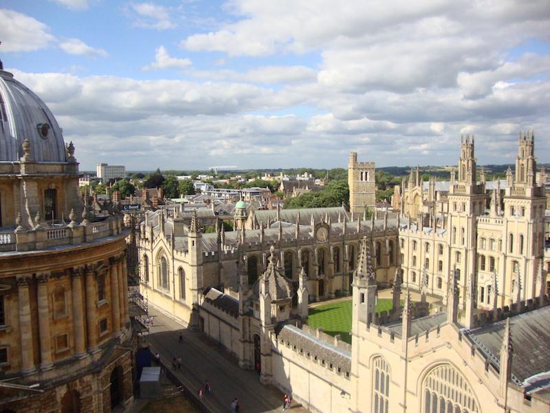 Oxford e Cambridge