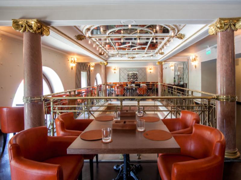Savva- restaurantes em Moscou