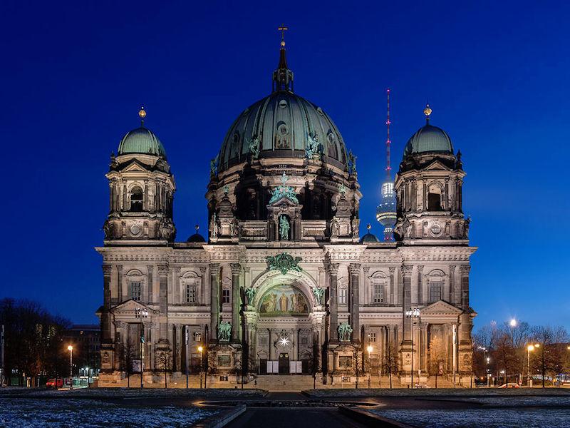 Berlim- cidades da Alemanha