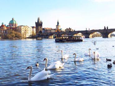 Praga pela primeira vez