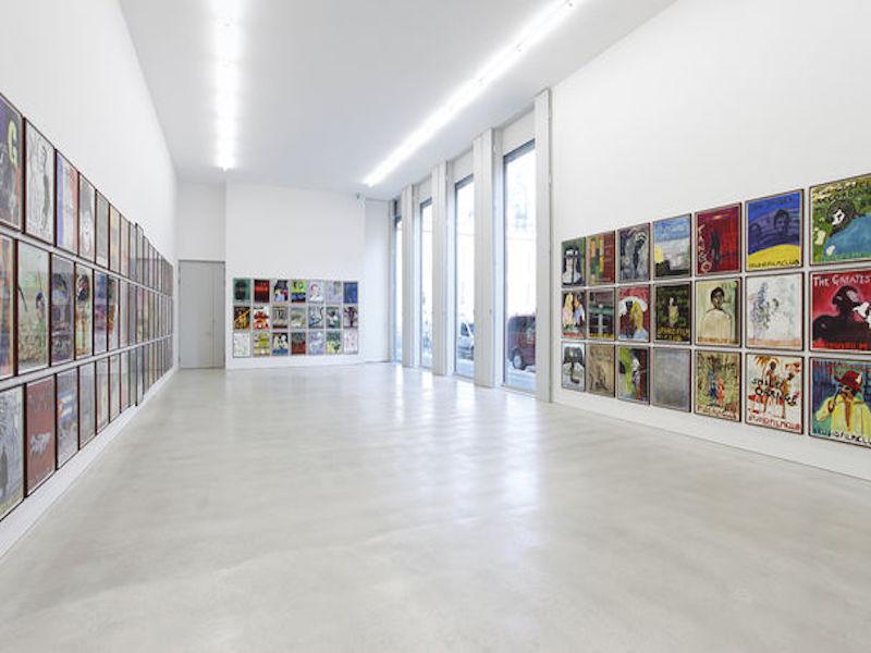 Contemporary Fine Arts- arte contemporânea em Berlim