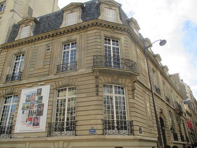 Fondation Pierre Bergé-Yves Saint Laurent- museus de moda