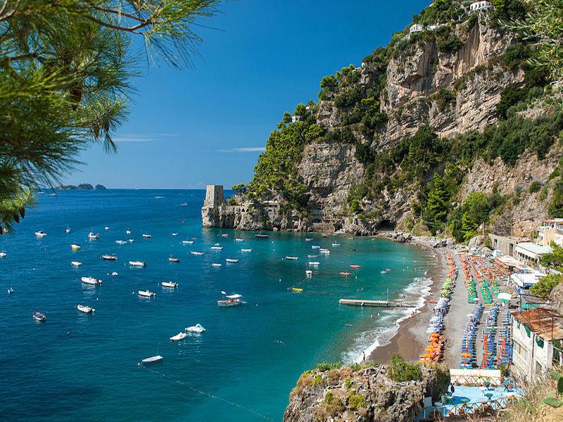 praias da Itália