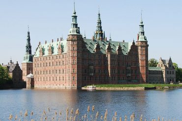 castelos de Copenhagen