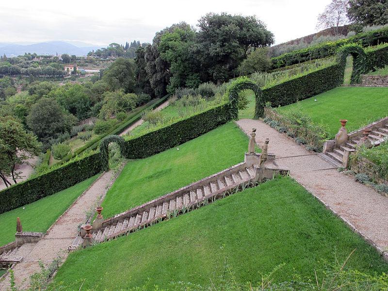 Giardino Bardini- o que fazer em Florença