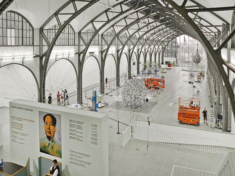 Onde ver arte contemporânea em Berlim