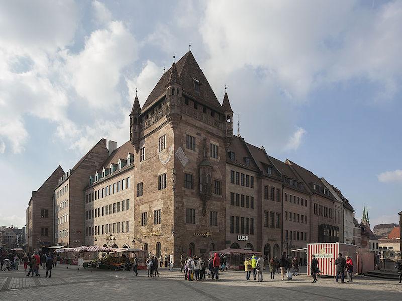 Nuremberg- cidades da Alemanha