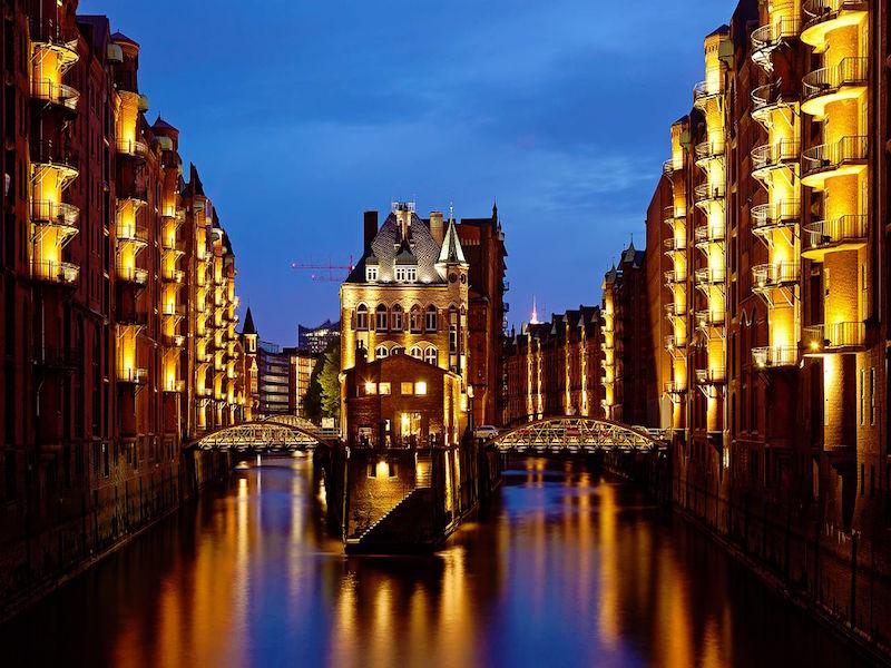 Hamburgo- cidades da Alemanha