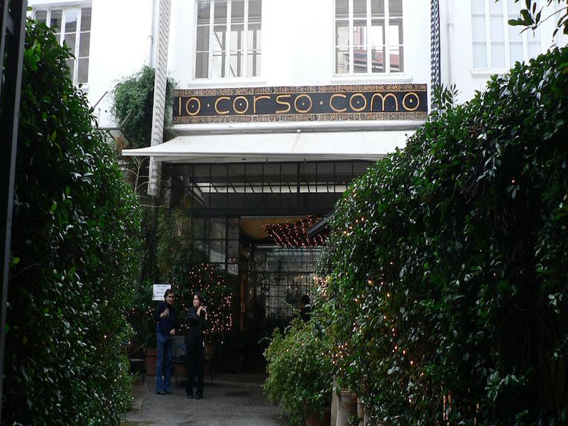 10 Corso Como- moda em Milão