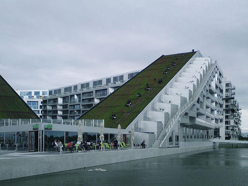 8TALLET- arquitetura de Copenhagen