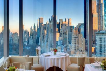 Restaurantes com vistas espetaculares