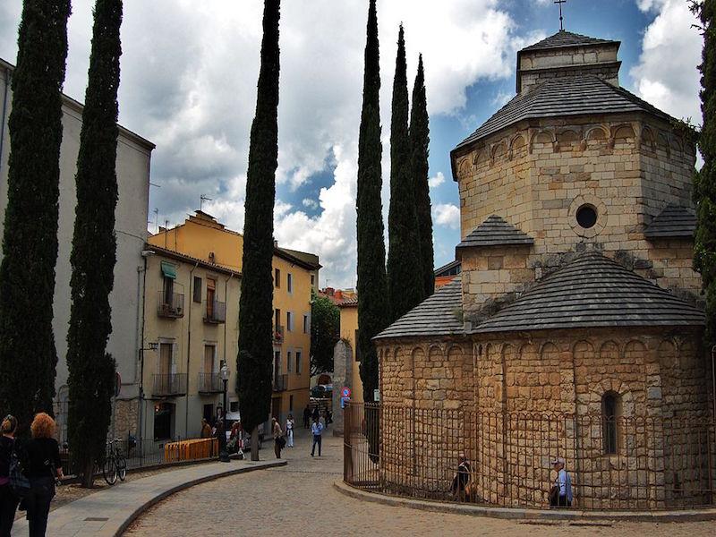 Girona- bate e volta a partir de Barcelona