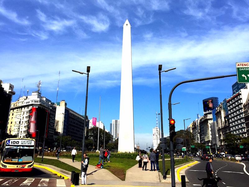 obelisco- o que fazer em Buenos Aires