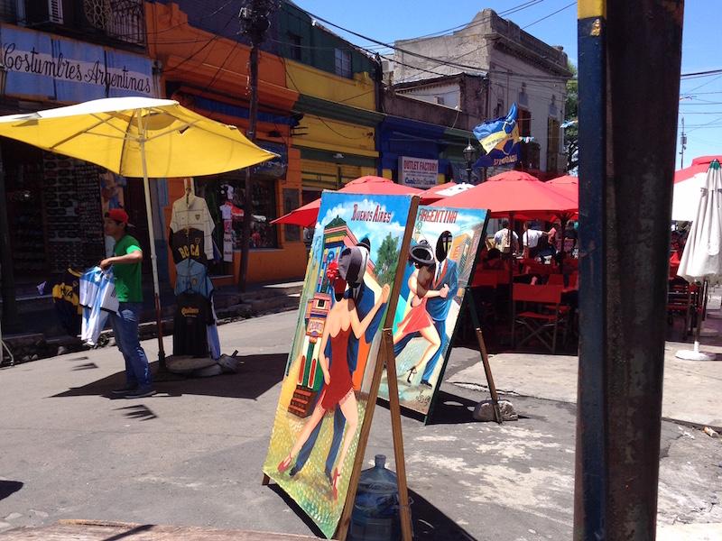 Caminito- o que fazer em Buenos Aires