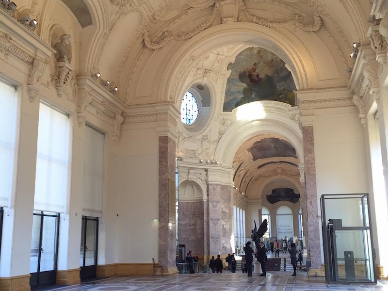 Petit Palais- museus de Paris