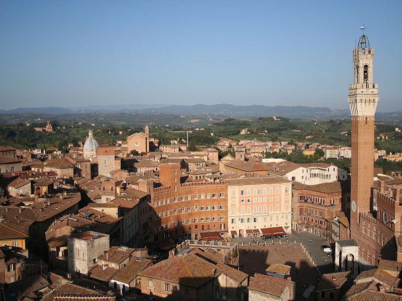 Siena- cidades da Toscana