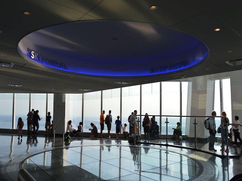 One World Observatory- atrações de Downtown Manhattan