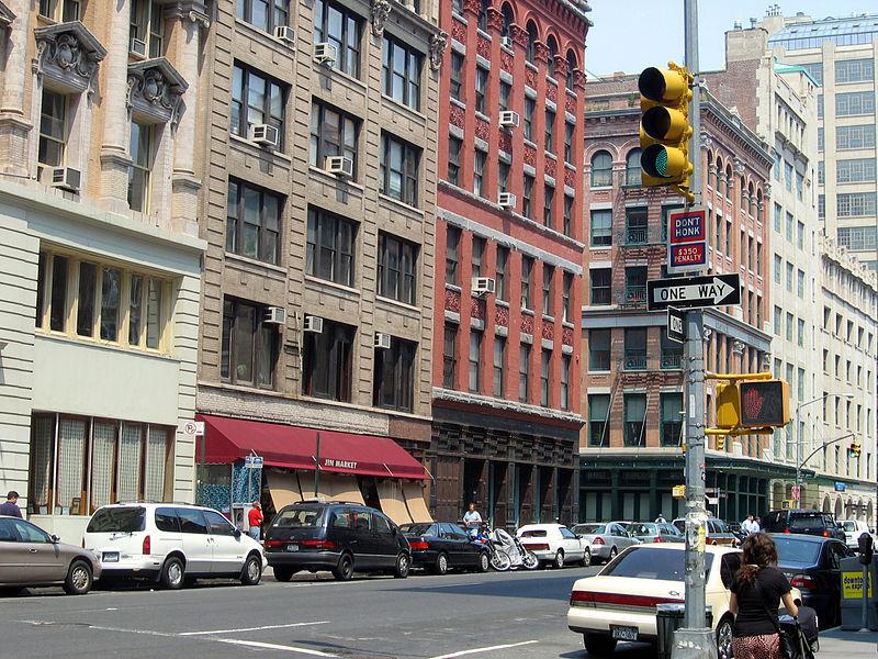 Tribeca- atrações de Downtown Manhattan