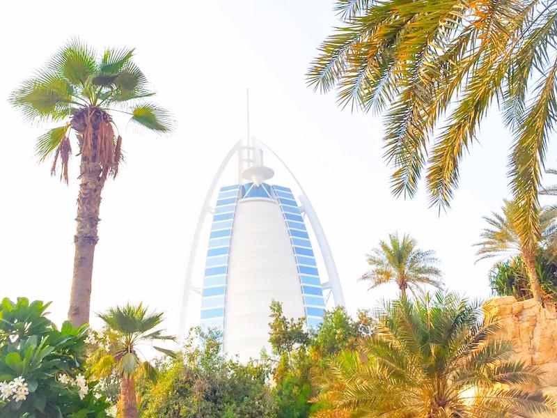 Burj Al Arab- o que fazer em Dubai