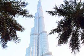 Burj Khalifa- o que fazer em Dubai