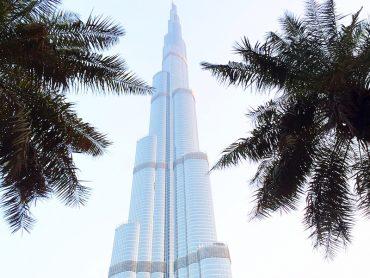 Burj Khalifa- prédios de Dubai