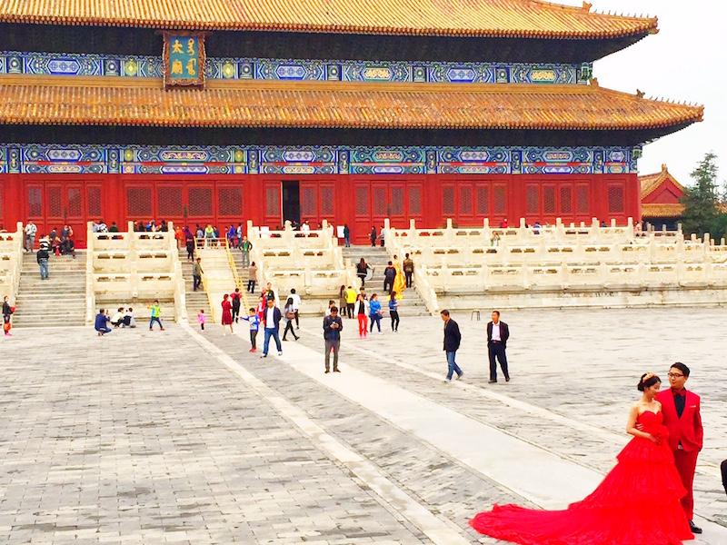 atrações imperiais de Pequim