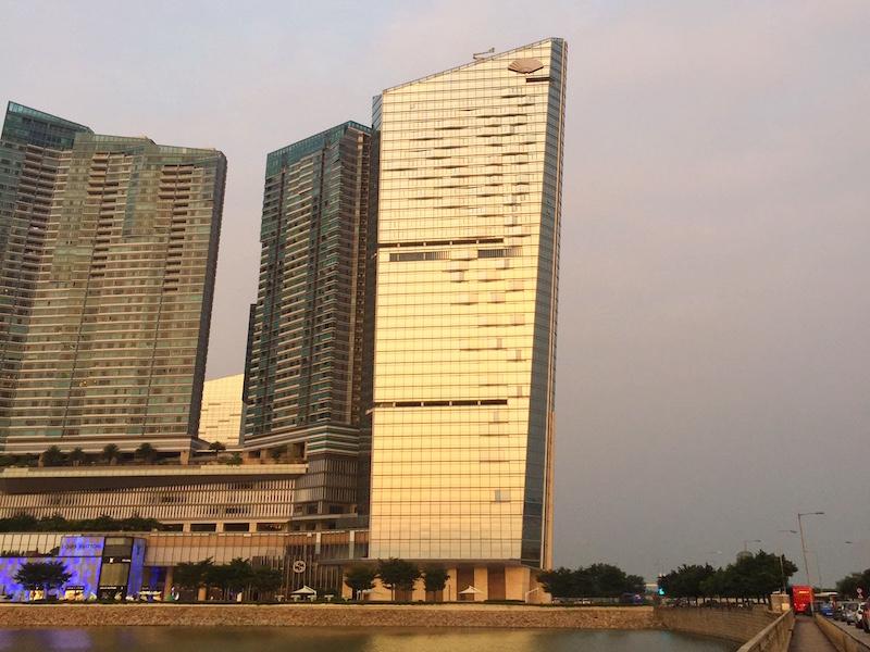 fachada- Mandarin Oriental Macau