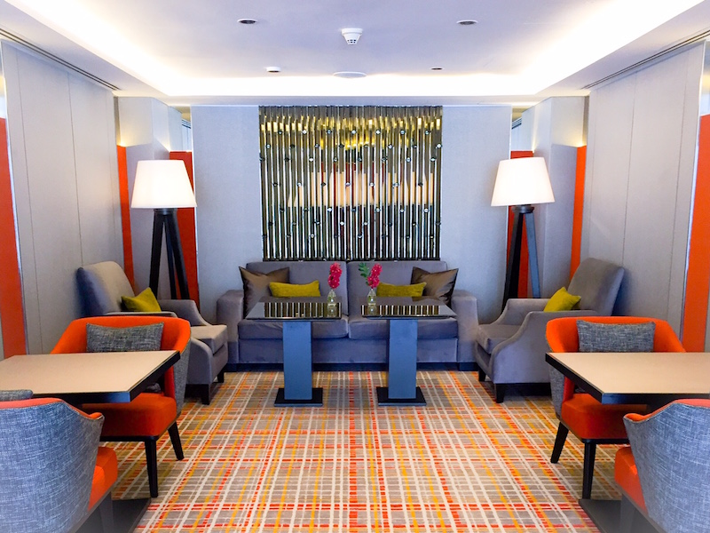 oriental lounge- Mandarin Oriental Singapore