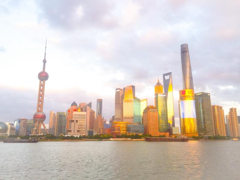 Shanghai- Mandarin Oriental Pudong