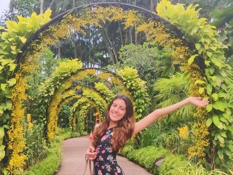 Singapore Botanic Gardens- foto em Singapura