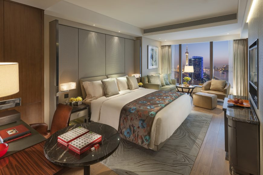 Club Mandarin River View Room.