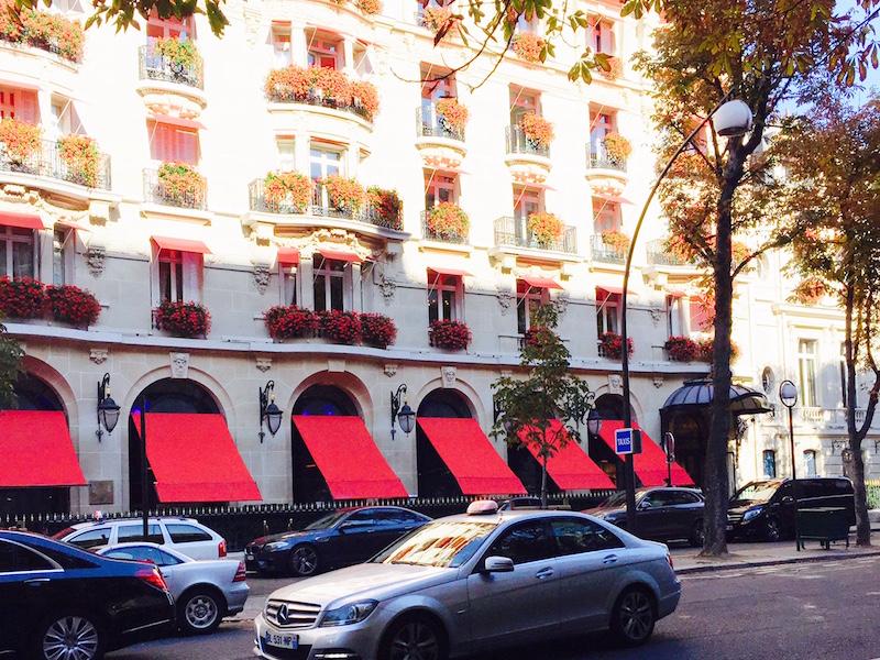 avenue montagne- ruas de Paris