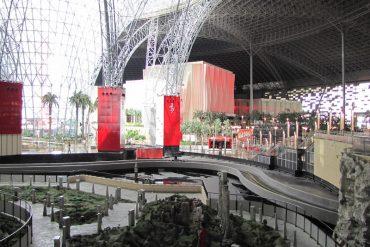 Ferrari World- o que fazer em Abu Dhabi