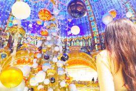 paris- destinos de Natal da Europa