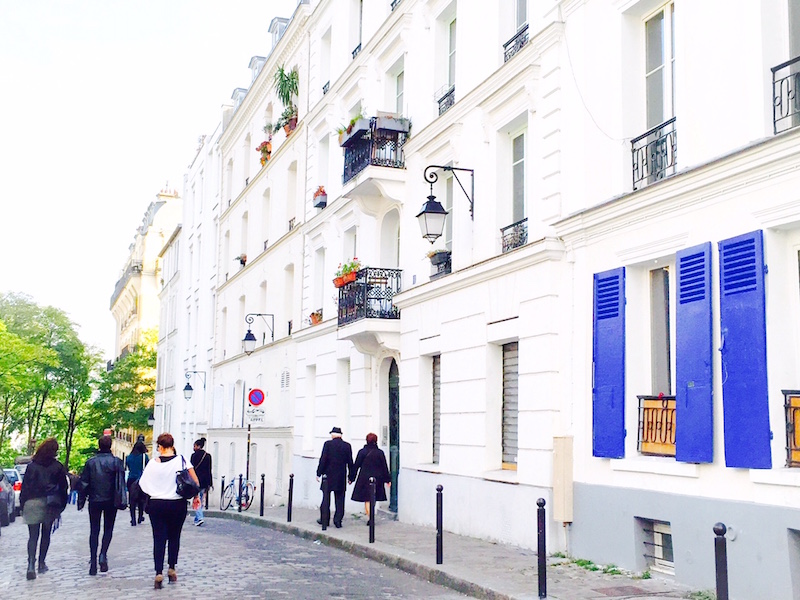 atrações de Montmartre