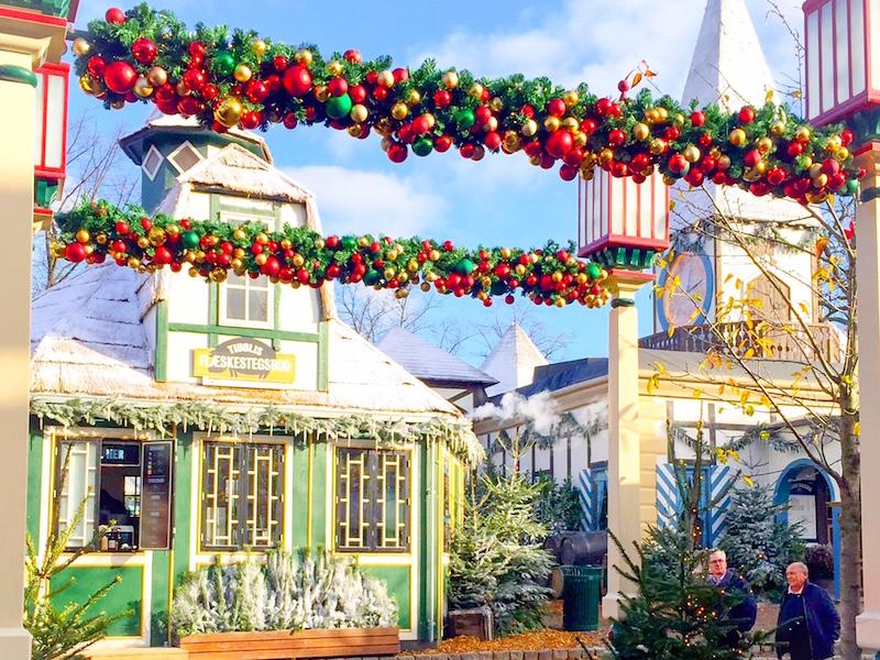 Copenhagen- destinos de Natal da Europa