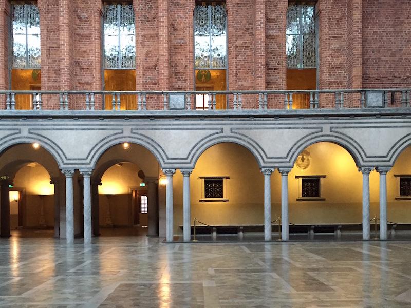Na trilha das atrações do prêmio Nobel em Estocolmo