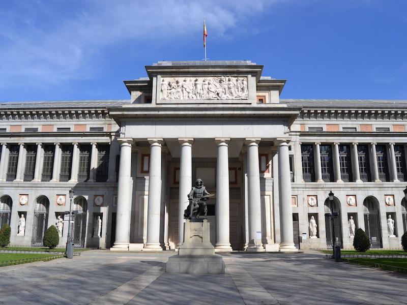 Museo del Prado. (Fonte: Wikimedia Commons)