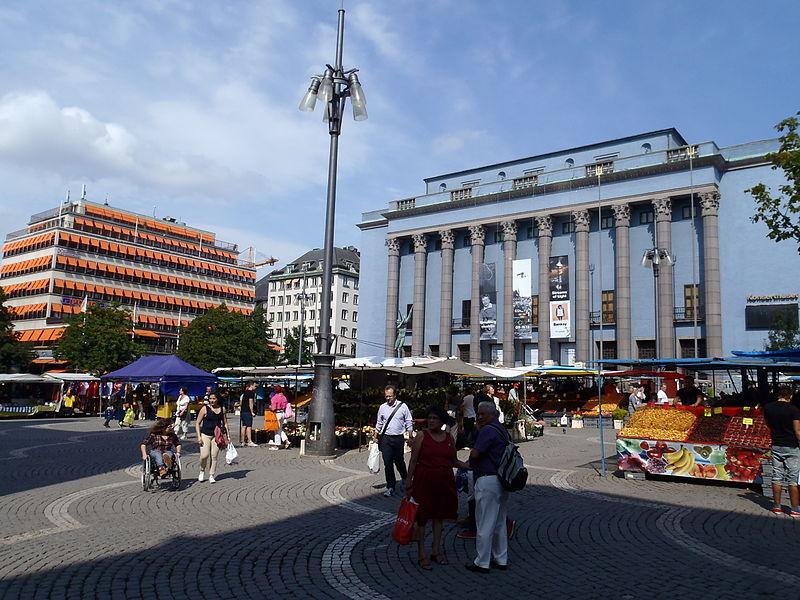 atrações do prêmio Nobel em Estocolmo