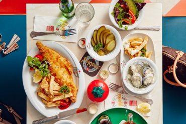 Onde encontrar os melhores fish and chips em Londres