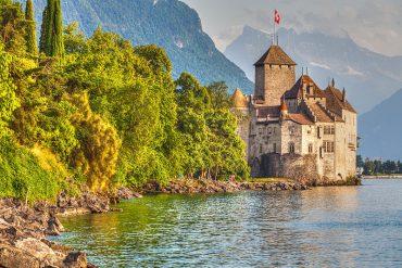 10 lagos na Europa que você precisa conhecer
