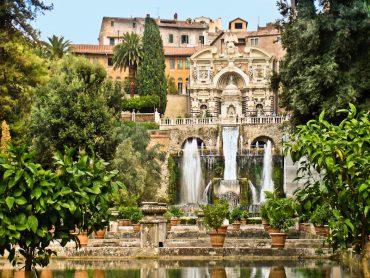 Villa D'este- bate e volta a parir de Roma