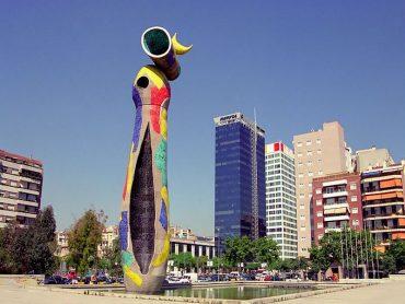 miró- arte em Barcelona