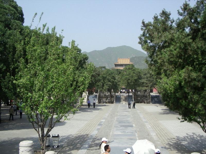 tumbas ming- atrações imperiais de Pequim
