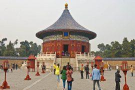 temple of heaven- atrações imperiais de Pequim