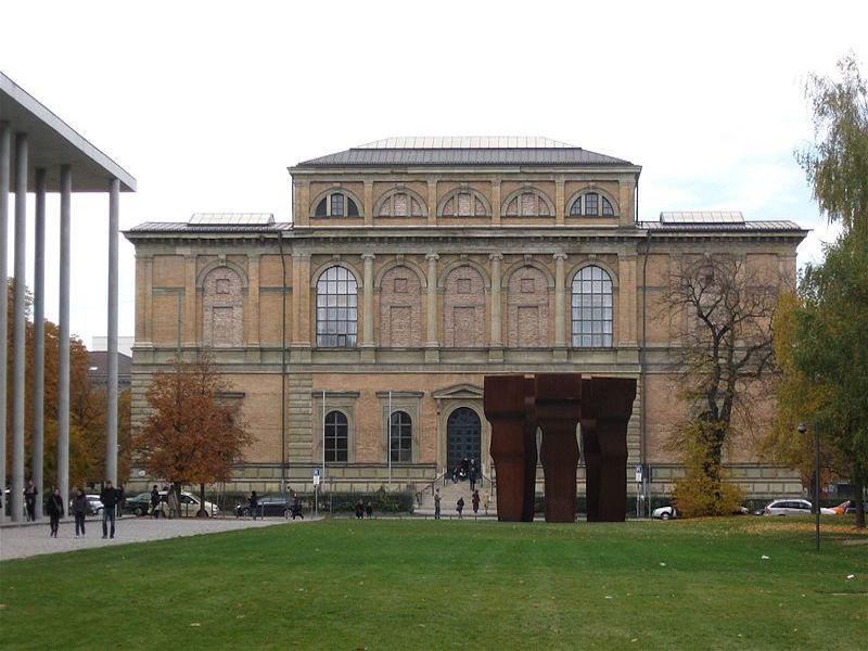alte Pinakothek- roteiro cultural por Munique