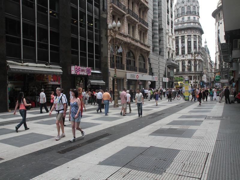 calle Florida- centro de Buenos Aires