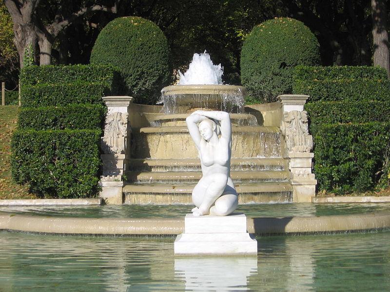 jardins del pedralbes- parques de Barcelona